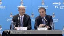 Argentina acuerda con FMI crédito de 50.000 millones de dólares