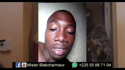 Mister Blakcharmeur - Fally feat R kelly DIDJA version française