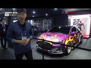 현대차 쏘나타&베라크루즈 후속 미리보기? 신형 투싼, 벨로스터N 공개! 2018 부산모터쇼 현대자동차 부스