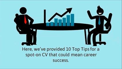 William Almonte - 10 Tips for a Successful CV