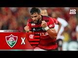 Fluminense 0 x 2 Flamengo (HD) Melhores Momentos (1º Tempo) Brasileirão 07/06/2018