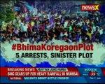 Bhima Koregaon Plot 5 months after mindless violence, Pune police arrests 5 people