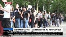 Bertrand Cantat: reportage devant le Zenith de Paris