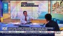 """Prévisions macro: """"QuantCube Technology est en avance par rapport aux chiffres officiels"""", Thanh-Long Huynh - 08/06"""
