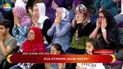 Prof. Dr. Mustafa Karataş ile İftar Vakti 47. Bölüm - 5 Haziran 2018