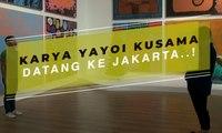 Karya Yayoi Kusama Datang ke Jakarta, Ada di Museum MACAN