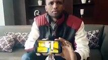 Un somalien menace le chanteur Awaleh AdenIl parait que la popularite et notoriete du chanteur djiboutien, Awaleh Aden, au sein de la communaute somalienne ai