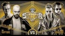 Angel Cruzers vs The Rapture (c) - OTT Tag Team Championship Match - OTT Scrappermania IV 2018