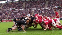 World Rugby U20 Highlights - New Zealand v Wales