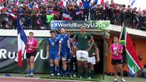 South Africa 29-46 France - World Rugby U20 Highlights
