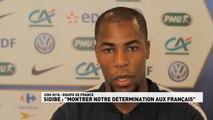Mondial 2018 - France : L'interview de Djibril Sidibé