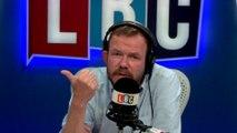 James O'Brien's Point-By-Point Destruction Of Boris Johnson