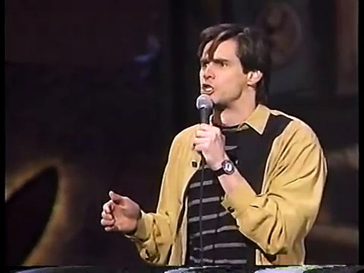 Jim Carrey Stand Up on Just for Laughs