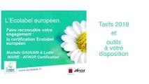 Ecolabel européen service nettoyage – Tarifs