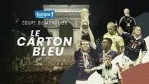 """Coupe du monde 98, """"le carton bleu"""" : les Bleus sur le toit du monde (épisode 4)"""