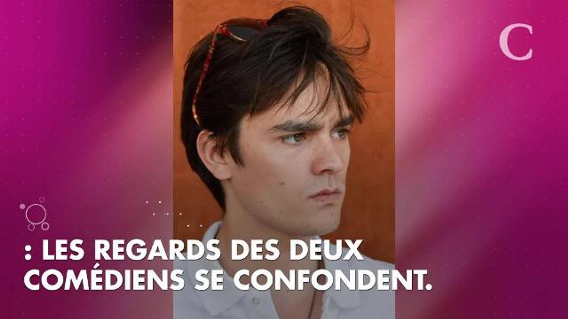PHOTOS. Roland-Garros 2018 : Alain-Fabien Delon ressemble de plus en plus à son père Alain Delon