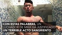 """Un luchador de MMA mata a su """"match"""" de Tinder por hablar con otros hombres"""