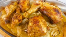 BAKED CHICKEN THIGHS -  Tasty and Easy Food Recipes For Dinner To Make at home - Cooking videos