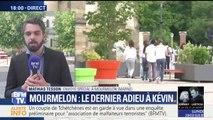 Mourmelon: la cérémonie d'adieu à Kévin a rassemblé plusieurs centaines de personnes