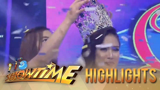 It's Showtime Miss Q & A: Lars Pacheco wins her third crown