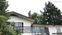 Αν θες να πηδήξεις από τη στέγη, καλό είναι να βρεις το στόχο