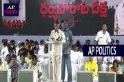 AP CM Chandrababu Counter to Pawan Kalyan on Sri Reddy & RGV Issue -AP Politics