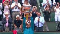 Roland-Garros 2018 : La remise de la Coupe des Mousquetaires et l'émotion de Rafael Nadal