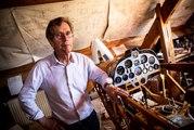 VIDEO. Tours : Un avion extrait du grenier qui l'a vu naître