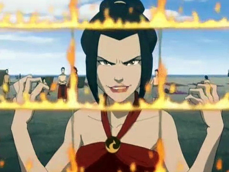 Avatar The Last Airbender S03E05 - The Beach