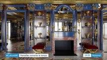 Technologie : Versailles remonte le temps en trois dimensions