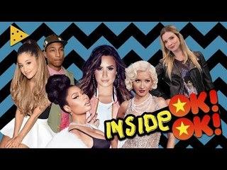 Ariana Grande Beto Barbosa, Christina Aguilera e Disney, e a verdade da Demi