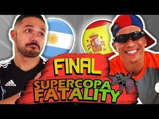 A FINAL DOS DEUSES! - (SUPERCOPA FATALITY)