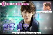 Miyano Mamoru's charms (English subs)