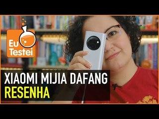 Câmera de segurança da Xiaomi fácil de usar e com preço bom - Mijia Dafang