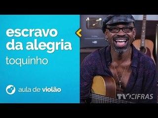 Toquinho - Escravo da Alegria (Aula de violão com Candô)
