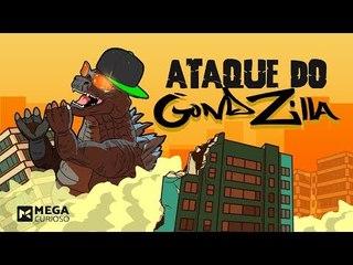"""GONDZILA QUEBRA TUDO!"" - YOUTUBE O FILME - (FEAT. GUSANG)"