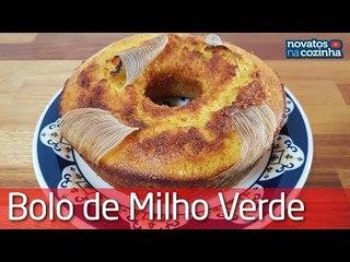 MELHOR BOLO DE MILHO DO MUNDO | ESPECIAL FESTA JUNINA