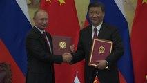 시진핑·푸틴, 베이징서 회동...한반도 해법 논의 / YTN