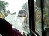 Bus ride on Lantau Island to see the bronze Bhudda