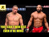 IT'S OFFICIAL! Robert Whittaker will fíght Yoel Romero in a 5 Round non title fight,Dana on GSP