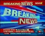 Mumbai Fire breaks out in 6 storey building near Kabootar Khana fort; 16 fire tenders rushed to spot