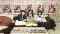 AKB48 Yokoyama Yui, Oguri Yui, Fukuoka Seina - NicoNama Chyawakai (NicoNico 180608) Part 2
