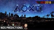E3 2018 : Que peut-on attendre de la conférence Sony ?