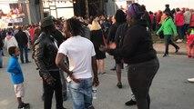 Ambiance au concert de Youssou N'Dour