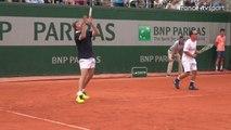 Roland-Garros 2018 : Henri Leconte fait une Mcenroe !