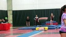 Madison Bowen Springfield Vault NCGA Regionals 2015