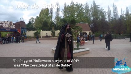 """The Terrifying Mer de Sable"" to celebrate Halloween!"