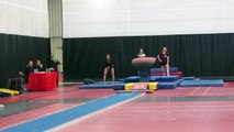 Marissa DeAngelo Springfield Vault NCGA Regionals 2015
