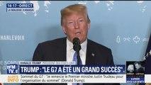 """Trump : """"Nous allons faire en sorte que la Corée du Nord devienne un endroit formidable"""""""