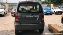 Maruti Suzuki Wagon R VXi 2017 _ Real-life review